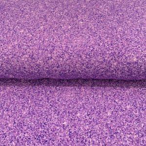 Úplet Lola confetti purple digital print
